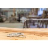 Vis à bois tête fraisée PZ - 5x80/60 - 200pces - Fixpro
