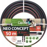 Tuyau d'arrosage Néo Concept Cap Vert - Diamètre 19 mm - Longueur 50 m