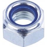 Ecrou hexagonal indesserrable acier zingué  - Diamètre 12mm - 2pces - Fixpro