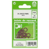 Joint fibre en sachet Gripp - Filetage 8 x 13 mm - Vendu par 25