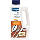 Nettoyant express or et argent Starwax - Flacon 1l
