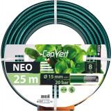 Tuyau d'arrosage Néo Cap Vert - Diamètre 19 mm - Longueur 25 m