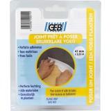 Joint angle droit prêt à poser Geb - Largeur 41 mm