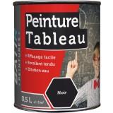 Peinture tableau Batir Peintures - Boîte 0,5 l - Noir