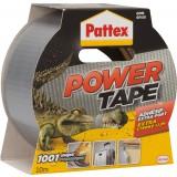 Adhésif super puissant Power tape Power Tape - Gris - Longueur 10 m