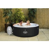 Spa gonflable rond Lay-Z-Spa  Miami Bestway - 2/4 places - Diamètre 1,80 m