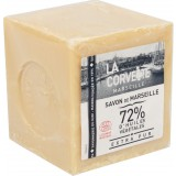 Savon de Marseille multi-usages La Corvette - 500 g