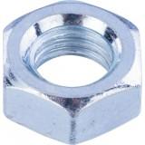 Ecrou hexagonal acier zingué  - Ø12mm - 5pces - Fixpro
