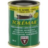 Special ferronerie Tolémail - Noir