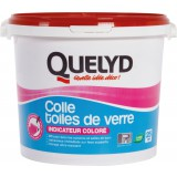 Colle toile de verre indicateur coloré Quelyd - 5 kg
