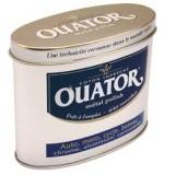 Ouator chrome aluminium inox  - Boîte métal 75 g