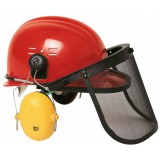 Casque forestier anti-bruit - 23 dB