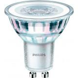 Ampoule LED spot Philips - 3,5 W - 265 lm - 3000 K - GU10 - A++