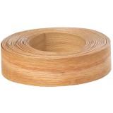Chant bois de placage pré-encollé Nordlinger - Chêne - Longueur 5 m - Largeur 23 mm