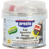 Mastic de rebouchage polyester Presto - 250 g