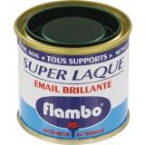 Laque brillante Flambo Flambo - 50 ml - Vert foncé