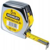 Mètre ruban plastique - 3 m - Anti-chocs - Stanley