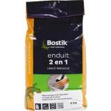 Enduit en poudre 2 en 1 Bostik - Sac 5 kg