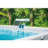 Fontaine cascade Flowclear™ - Pour piscine hors sol Bestway