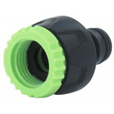 Nez de robinet avec réducteur Cap Vert - Filetage 20 x 27 - 26 x 34 mm
