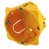 Boîte cloison sèche Legrand - 1 poste - Profondeur 40 mm