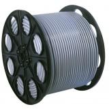 Câble H05 VV-F mètré 2,5 mm² Dhome - Touret - Gris - Longueur 200 m
