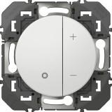 Variateur composable toutes lampes 2 fils sans Neutre Dooxie Legrand - Blanc