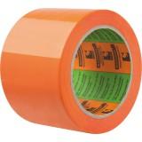 Ruban adhésif PVC orange Scapa - Longueur 33 m - Largeur 75 mm