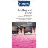 Nettoyant à sec tapis moquettes Starwax - 500 g