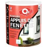 Peinture appuis de fenêtre Oxi - Blanc - 1 l