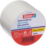 Ruban adhésif PVC tous usages Tesa - Largeur 50 mm - Longueur 20 m