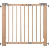 Barriére de sécurité amovible bois réglable Nordlinger  - Longueur 70 à 103 cm