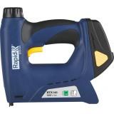Agrafeuse-cloueuse électrique sans fil Rapid - BTX140
