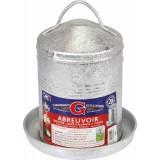 Abreuvoir galvanisé à chaud Guillouard - 5 l