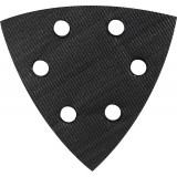 Plateau de ponçage - Triangulaire - Pour ponceuse Multi - Skil