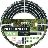 Tuyau d'arrosage Néo Confort Cap Vert - Diamètre 25 mm - Longueur 25 m