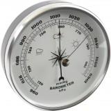 Baromètre mécanique plastique Stil - Epaisseur 45 mm - Diamètre 108 mm