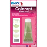 Colorant universel 25 ml Onyx - Oxyde vert