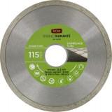 Disque diamanté carreleur bricolage SCID - Diamètre 115 mm