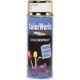 Peinture effet chromé Colorworks - Or