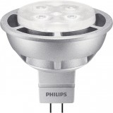Ampoule LED réflecteur dimmable GU5,3 Philips - 380 Lumens - 6,3 W