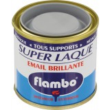 Laque brillante Flambo Flambo - 50 ml - Gris clair