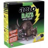 Rat appât maïs Acto - 7 sachets de 20 g