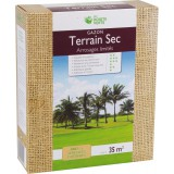 Gazon terrain sec semence pure Les doigts verts - 1 kg