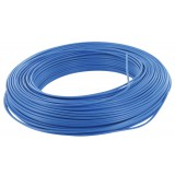 Fil H07 V-U 2,5 mm² - Couronne 100 m - Bleu