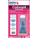Colorant universel 25 ml Onyx - Bleu outremer
