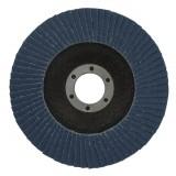 Disque à lamelles zirconium standard diamètre 125 mm SCID - Grain 80 - Vendu par 1