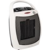 Radiateur soufflant Trøm céramique avec ventilation froide Varma - 1500 W - Gris