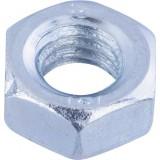 Ecrou hexagonal acier zingué  - Ø6mm - 24pces - Fixpro