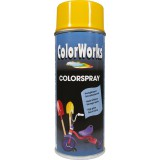 Peinture brillante Colorworks - Jaune colza